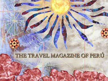 The Travel Magazine of Perú